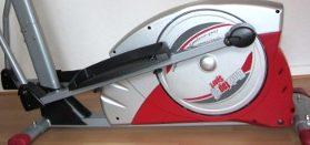 Christopeit CXM 6 Crosstrainer: Großansicht