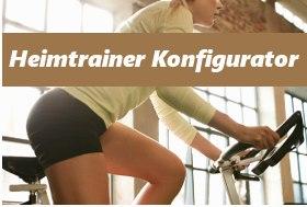 Heimtrainer Ergometer Konfigurator