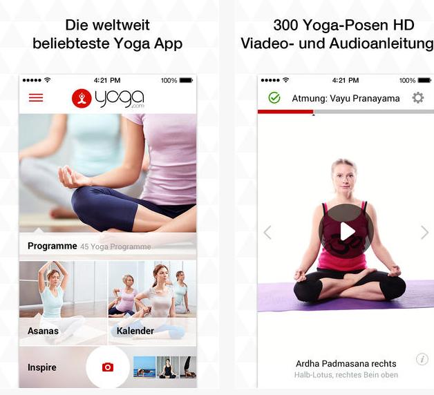 Alles-in-einem-Yoga