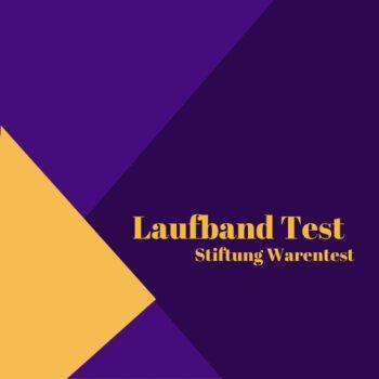 Laufband Test von Stiftung Warentest