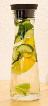 Abnehmen mit Gurkenwasser