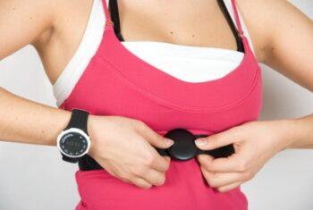 Pulsmessung mit Brustgurt
