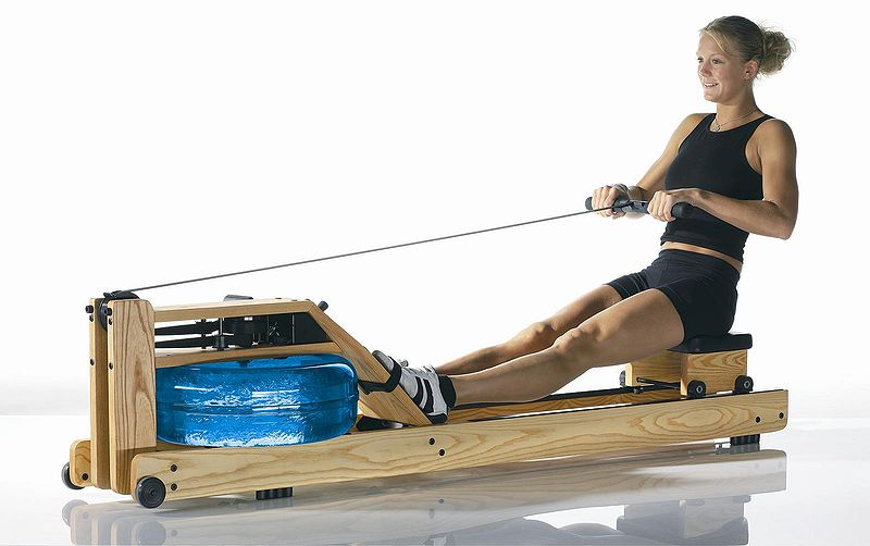 waterrower oder concept 2 welches ist das bessere ruderger t. Black Bedroom Furniture Sets. Home Design Ideas