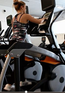 Intervalltraining Crosstrainer