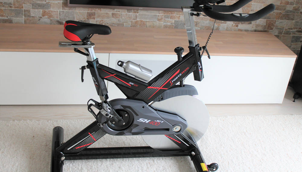 Sportstech Indoor Cycle SX400 Test