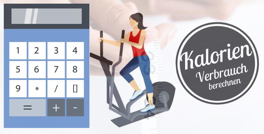 Kalorienverbrauch mit einem Crosstrainer berechnen