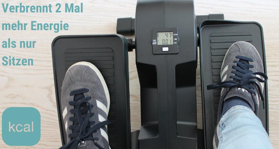 Cubii JR Mini-Ellipsentrainer Kalorienverbrauch